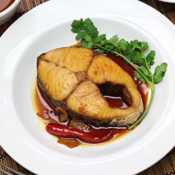 Kingfish Steaks (Golden Sun)