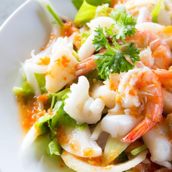Seafood Medley (Golden Sun)