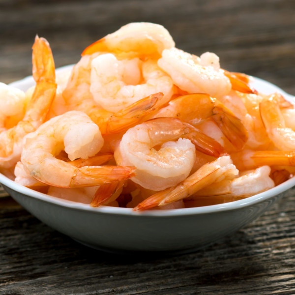 Shrimp Vannamei EZ Peel Shell-On